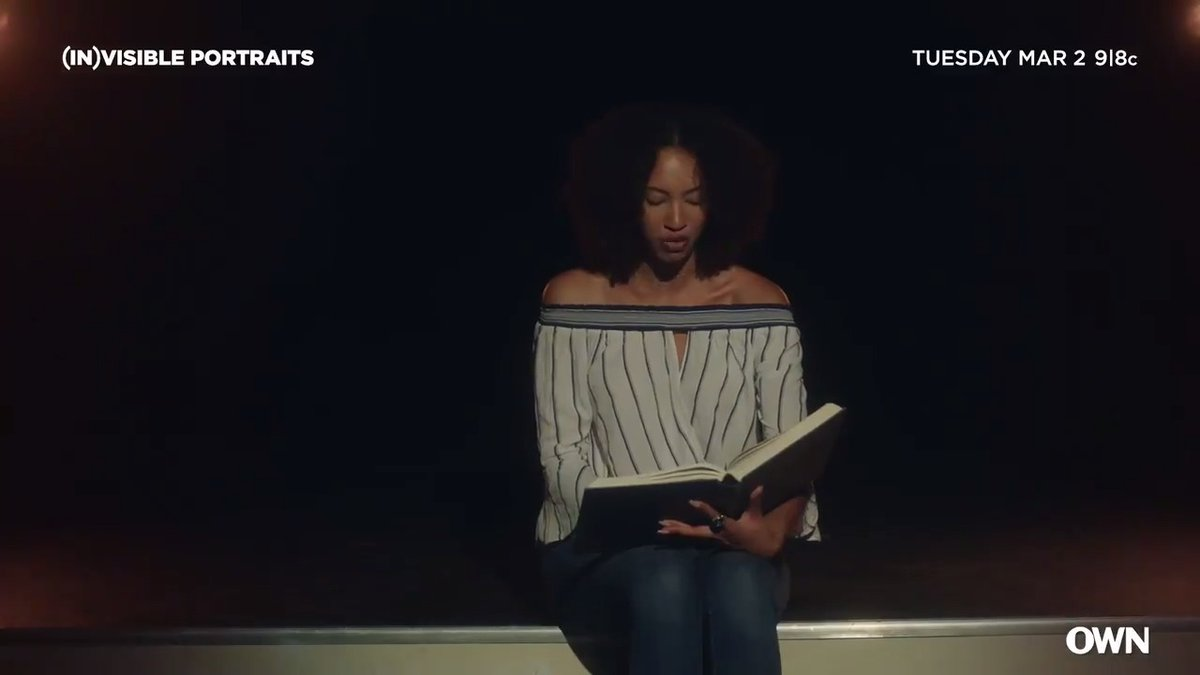 From filmmaker @OgeTheYogi comes a powerful celebration of Black women. Don't miss the #OWNSpotlight: @InPortraits, Tuesday, March 9 at 9|8c. Text 1 (310) 388-6753 to get updates and exclusives about the film!