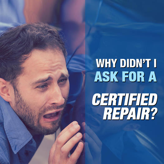An automobile accident is traumatic, but your vehicle's #COLLISIONCARE doesn't need to be! Visit , book an appt. with a Certified #CollisionRepair Provider, & get a fully-documented #CERTIFIEDREPAIR. #Fit #Finish #Functionality #Durability #Value #Safety