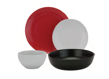 WAZEE MATT #dinnerware is simple, yet fashionable in its #elegant design.👌 Get it here  👉   #SimpleElegantAffordable  #dinnerware #cheflife #chefs #chefsplating #instagood #instafood  #swag  #foodism #gastronomia #bonappetit #wholesale #lifestyle