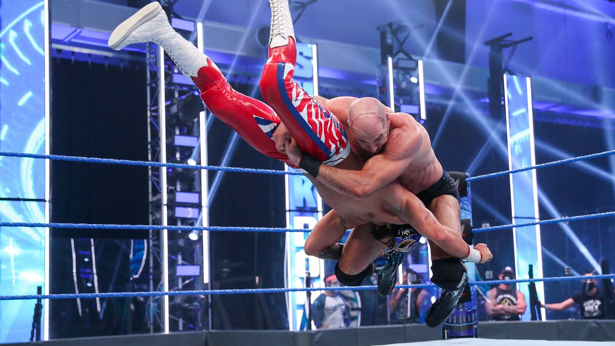 What is @WWECesaro's best Neutralizer? The Swiss Cyborg wants YOUR pick as to which it was!