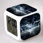 Image for the Tweet beginning: ZUSERIS Digital Alarm Clock Large