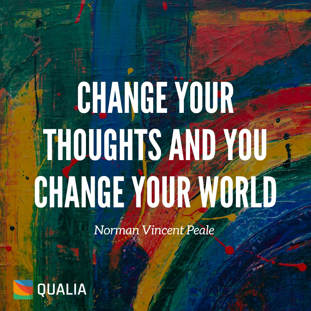 """Perception is everything. Viktor Frankl, an Austrian Holocaust survivor said, """"Between stimulus and response there is a space. In that space is our power to choose our response. In our response lies our growth and our freedom.""""#Qualiausa #quoteoftheday #inspiration"""