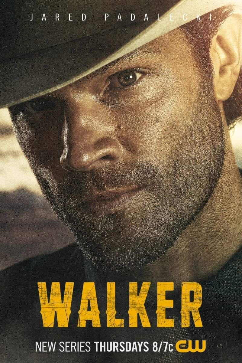 #NUEVO Afiche promocional de la serie #Walker con #JaredPadalecki.  @temp_de_series #series @TheCW #supernatural #serie #tv #new #news #noticia