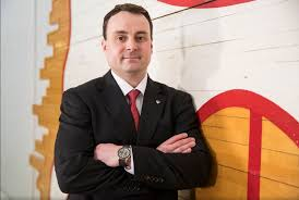"""""""Tonight on 'American Greed'. In a beautiful college town, a storied basketball program was in need of a new coach. Enter Archie Miller."""" #iubb"""