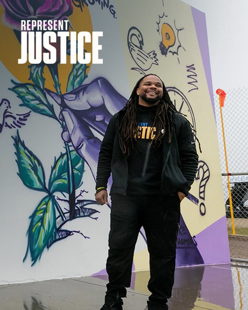 .@werepjustice turns stories into action to change the justice system. Swipe through to learn about some of the amazing work they did last year and how donations from you made a difference.  #Omaze #CauseOfTheMonth #BlackHistoryMonth