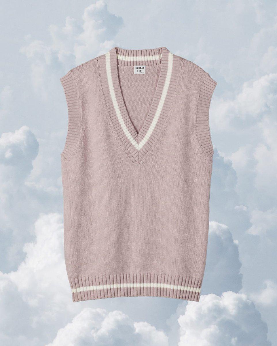 You're a vest person now. Shop Sunday Best this way: https://t.co/kUjs8hJfsS https://t.co/bRS9va5Q40