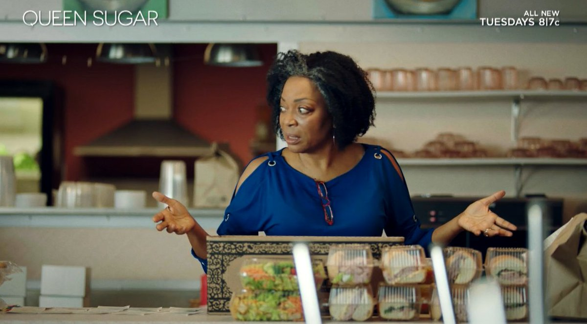 St. Jo is finding out what they're made of. Quarantine is coming to #QUEENSUGAR this Tuesday at 8|7c.