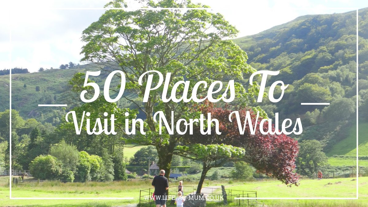 50 PLACES TO VISIT IN NORTH WALES! https://t.co/tElDy8GeTL #northwales #welshblogger #ukblogger #wales https://t.co/QZeISZvFpc