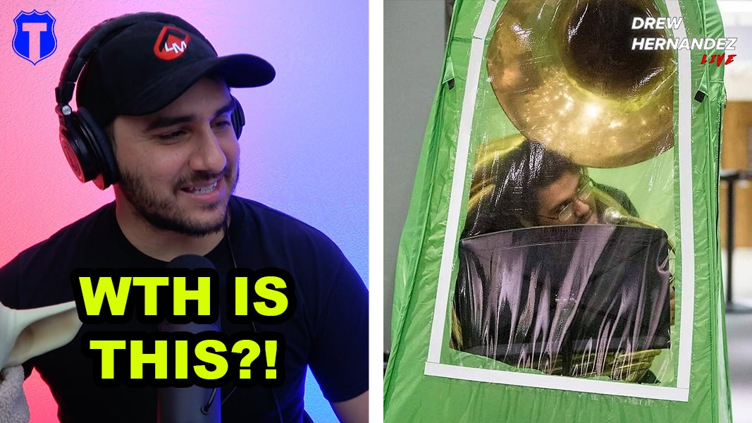 China Butt Swabs, Mr. Potato Head Goes WOKE, Band Kids In Quarantine Tents?! New podcast out now! Link:
