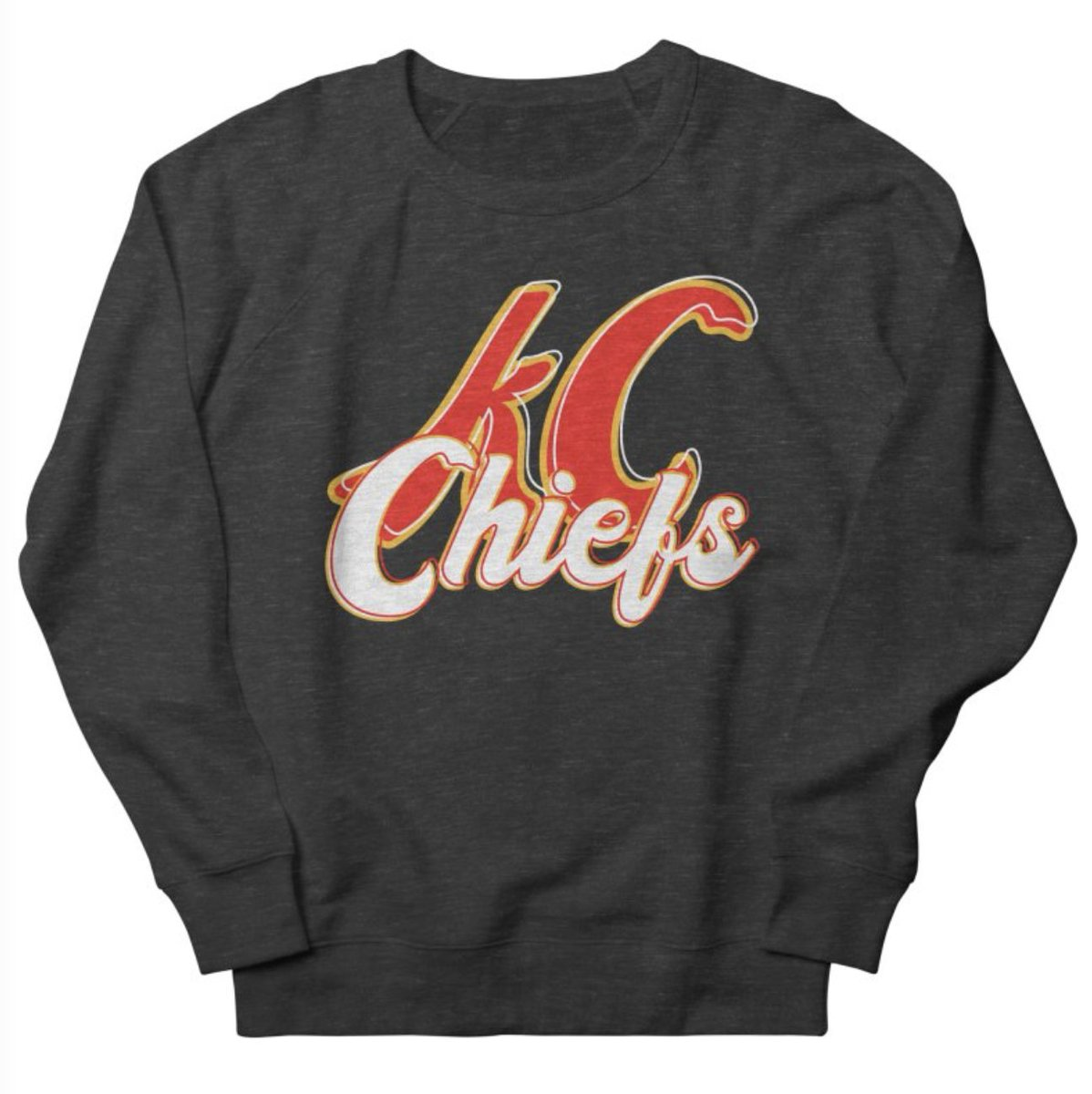 What do you think about our latest design?  #ChiefsKingdom
