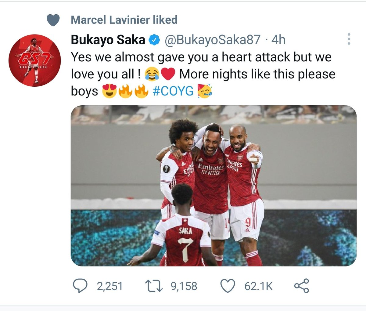 Who's going to tell him that this isn't a good idea... 🤣🤣🤣 #dontlikegoonertweets   #THFC #COYS