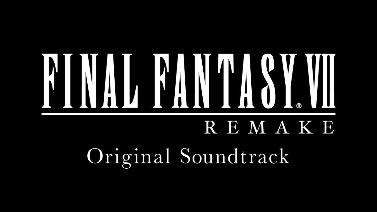 De los mejores soundtracks de los videojuegos 😍✨  El 26 de febrero podrás disfrutar del Soundtrack de Final Fantasy VII Remake en plataformas musicales de streaming como spotify, Apple Musica y Amazon Music  #FinalFantasyVIIRemake  #StateofPlay