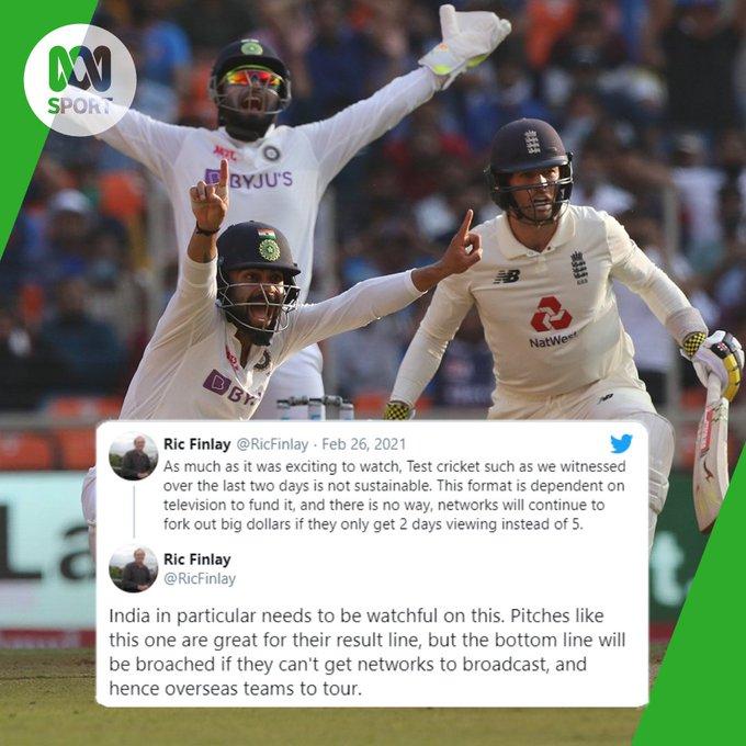 India crush England inside two days Photo
