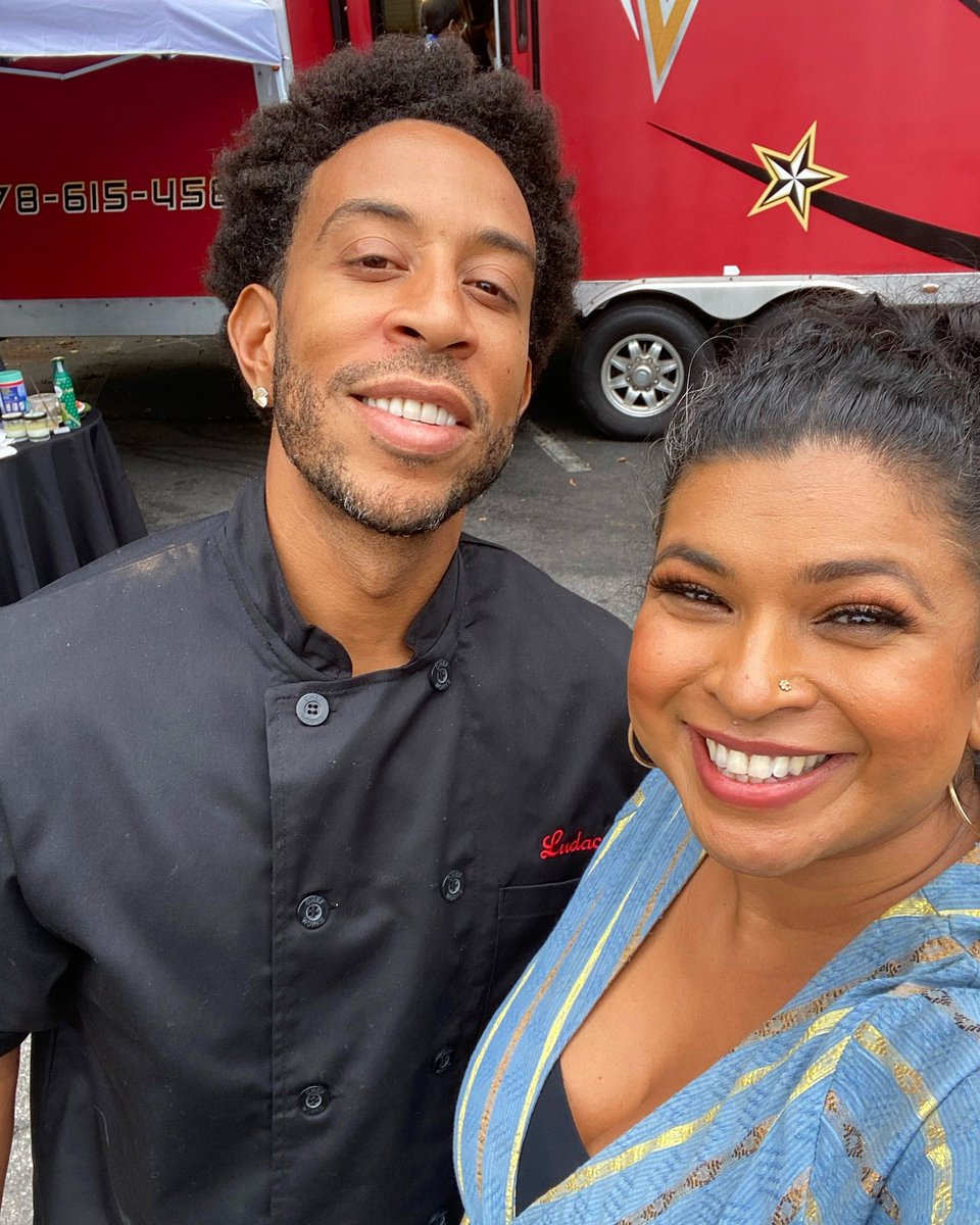 FoodNetwork: RT @aartipaarti: TODAY'S THE DAY! #LudaCantCookis now streaming on @discoveryplus! LUDA!