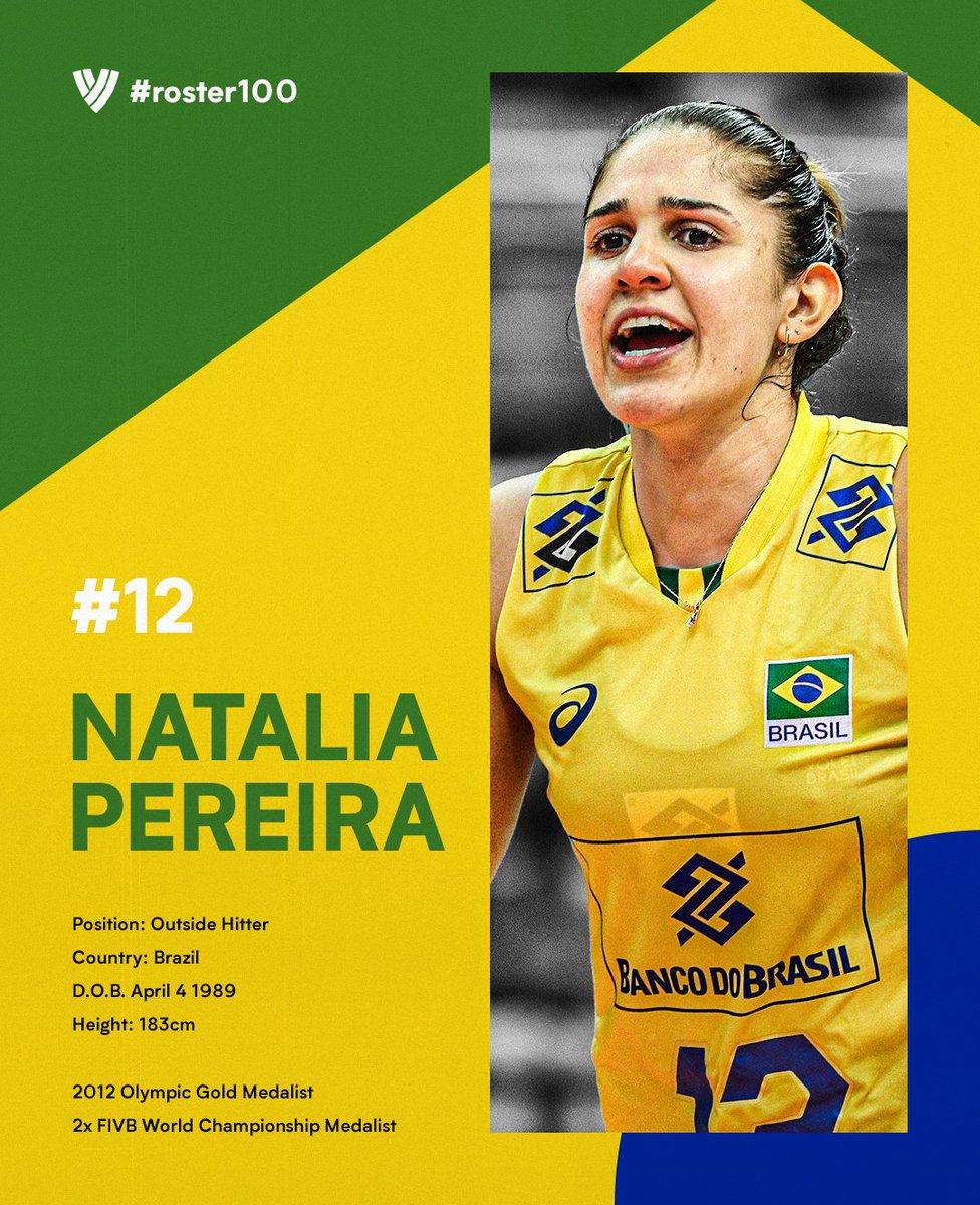 #ROSTER100 PRESENTS: Natalia - Still Developing & Still Growing.  FULL STORY: https://t.co/otjut1cOnx  #Volleyball 🏐 #Volei https://t.co/zIIgDcryV2