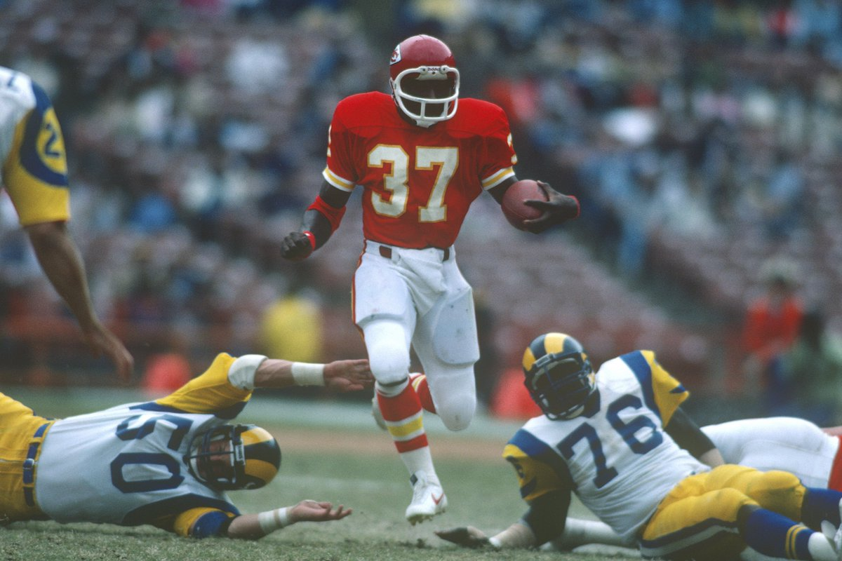 #Chiefs history time! Who is this incredible Chiefs player and even better man!  Hint: he has a memorial in his honor in Louisiana!  #ChiefsKingdom #ChiefsHistory