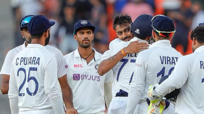 India beat England by 10 wickets to win pink-ball Test in two days Photo