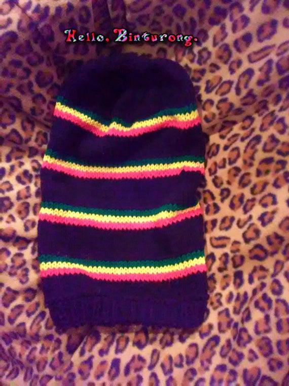 rasta hat, rastafarian hat,  via @EtsySocial #EtsySocial #rt #homedecor #hat #beret