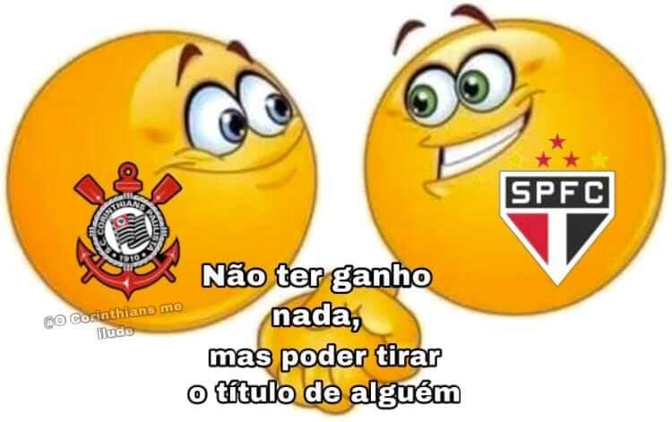 Veja a repercussão e memes nas redes do empate do Corinthians com o Internacional