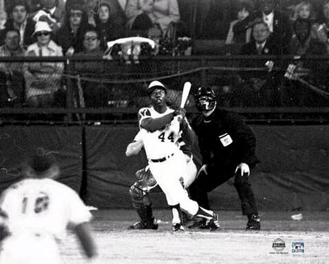 Baseball icon Henry Aaron first honed the skills that led him to the Baseball Hall of Fame while growing up in Alabama. He is best known for breaking Babe Ruth's record of home runs.   #RedMountainColorado #BHM #HenryAaron https://t.co/OoqgaZGFgN
