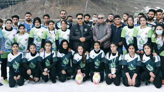 PM Modi To Deliver Inaugural Address At 2nd Khelo India National Winter Games Today Photo