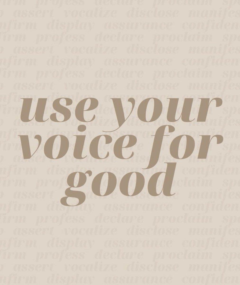 #miRiconoscoin t u t t o quello che ho studiato| visto| vissuto fino a oggi.  E  p o i  mi riconosco ogni volta che  «uso la voce nel modo giusto»  { #26febbraio #quoteoftheday }