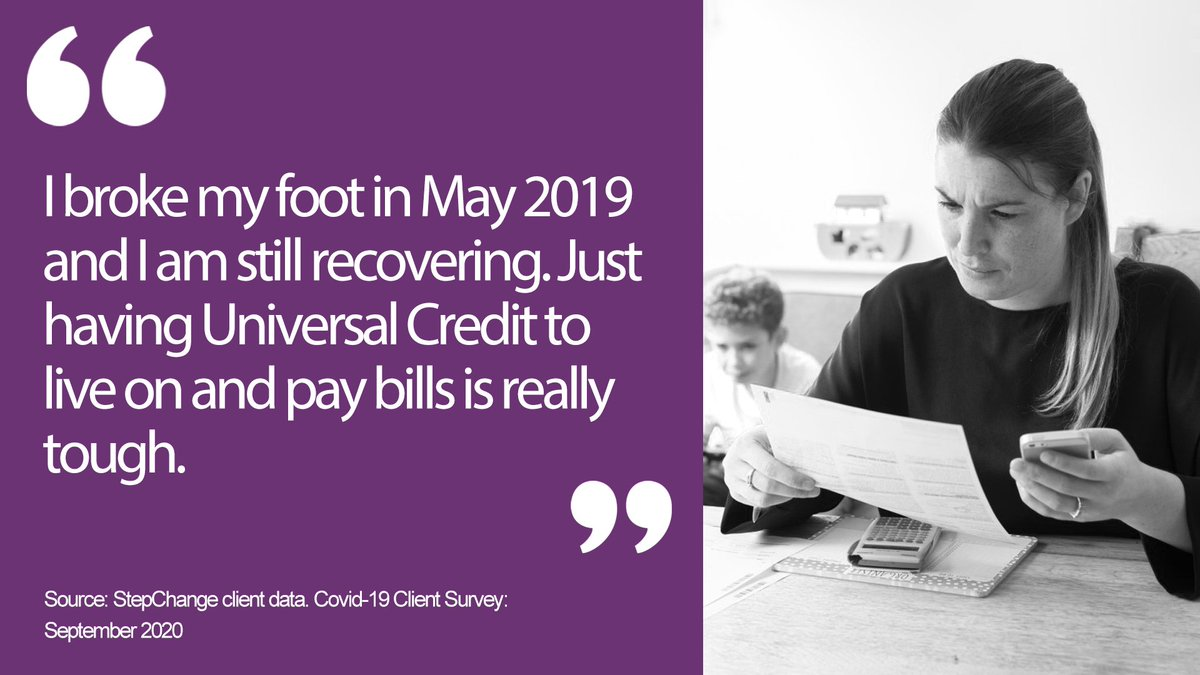 Its rumoured the £20 uplift to Universal Credit will be extended by 6 months in next weeks #Budget But people fall into crisis all the time, not just during pandemics, and a working safety net is the only way to catch them. The uplift should be made permanent. #KeepTheLifeline