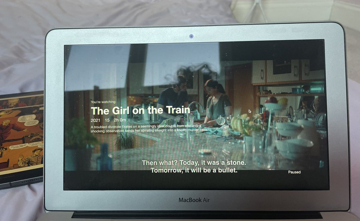 yo @ribhudasgupta ... in the room... on the train.