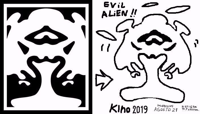 am i the only one who notice this? #コンセプトアート #レスラー #宇宙人 #ドット絵 #ピクセル #AndreTheGiant #opticalilution #alien #drawing  #art #ArtistOnTwitter  #pixelart #pixelartist #UFO #WWF #wrestler #Parody  #humor #MEMES