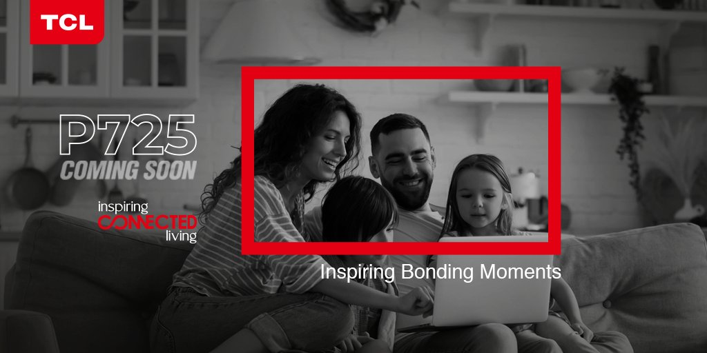 Bring your loved ones closer with a bigger size of your inspirations. Stay Tuned for #InspiringConnectedLiving #ComingSoon  Know more : https://t.co/S4LoxmkLR0 https://t.co/tqjXag3XWa