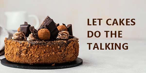 Let cakes do the talking   Order your Cakes @  or Call 9790979897  #OYC #OrderYourChoice #Cake #Cakes #OnlineShopping #giftshop #giftsforhim #giftsforher #happybirthday #giftideas #Love #Birthday #anniversary