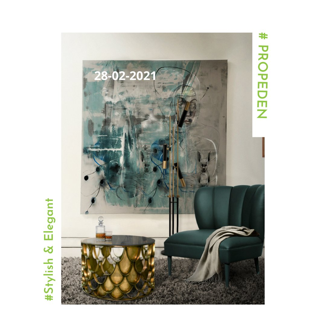 """""""Wallpapers make your space look stylish & elegant."""" Stay Tuned to Propeden For more details, Connect Us on, 9108883345 . . . #sofas #sofa #furniture #sof #o #s #homedecor #interiordesign #design #dise #decor #home #livingroom #estofados #poltronas #decora #sofabed #beds"""