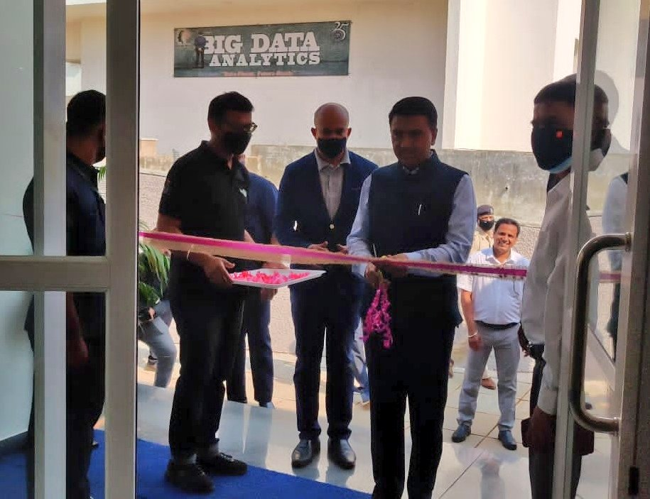 The honourable Chief Minister of Goa, @DrPramodPSawant has arrived at the GIM campus to inaugurate the Atal Incubation Center @aicgim. @NITIAayog @AIMtoInnovate   #LifeAtGIM #startup #AtmaNirbharBharat #business #InaugurationDay