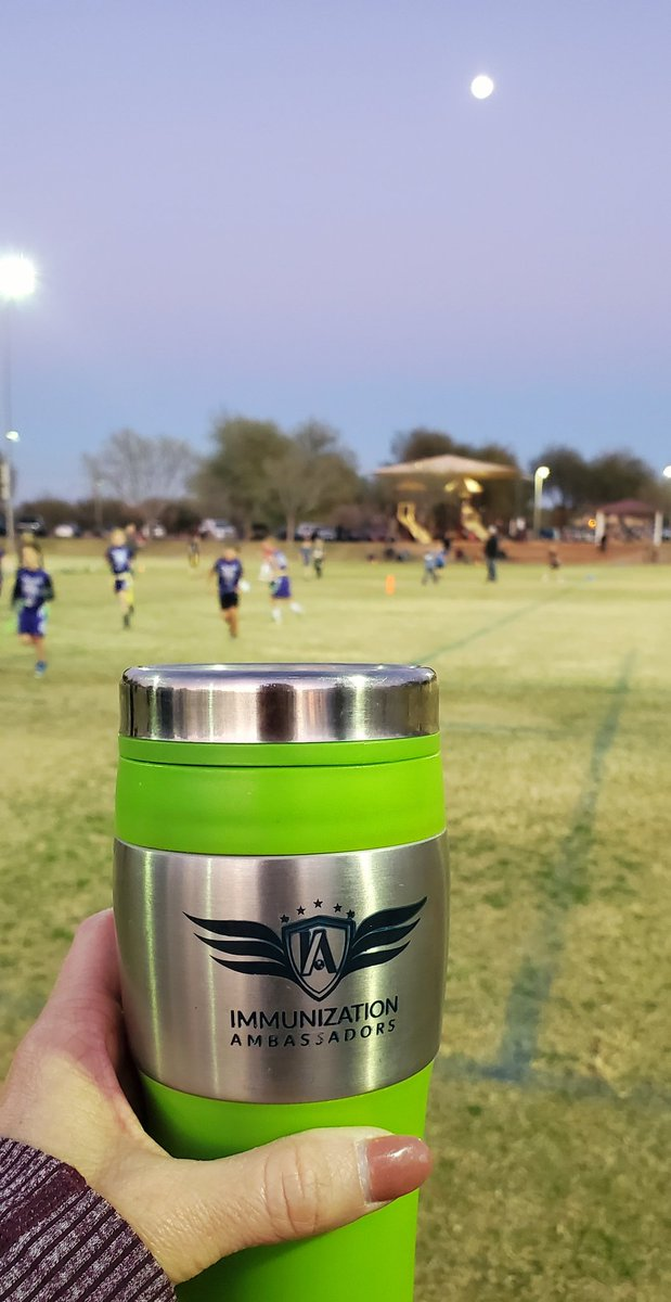 🥰🏈🌙Collecting moments🥰🏈🌙 #Wednesdayvibe @WhyIVax #coffee #WhyIVax #youthsports