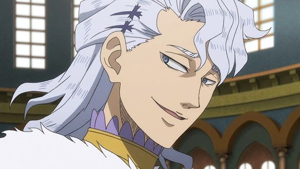 .           Happy Birthday to       House Silva's second son       & 3rd Class Magic Knight       of the Silver Eagles Squad,                    Solid Silva                        [2/26]                 #BlackClover   Voiced by @ChrisWehkamp   #Toonami