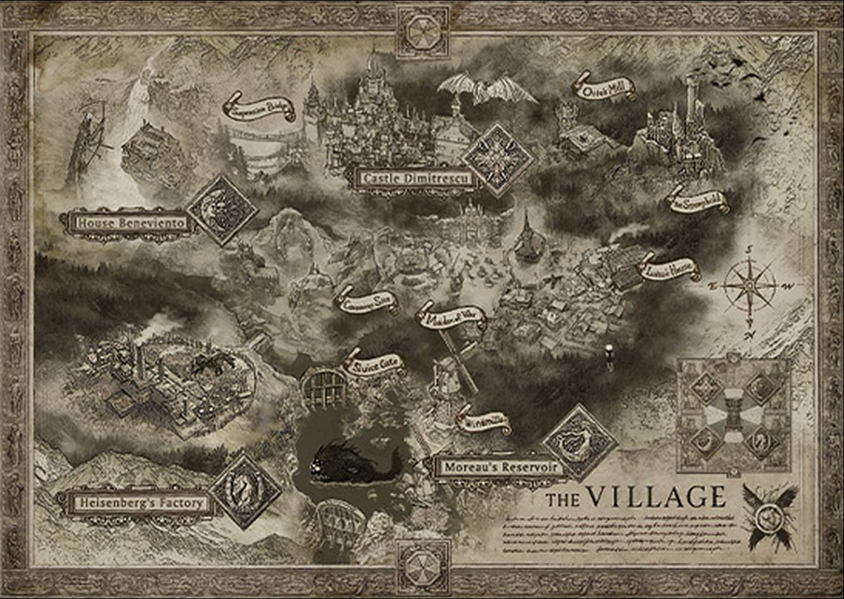 70 days till the release of Resident Evil Village.  LAST DAY IN THE 70's!  7th May 2021  #REBHFun #ResidentEvilVillage #REShowcase