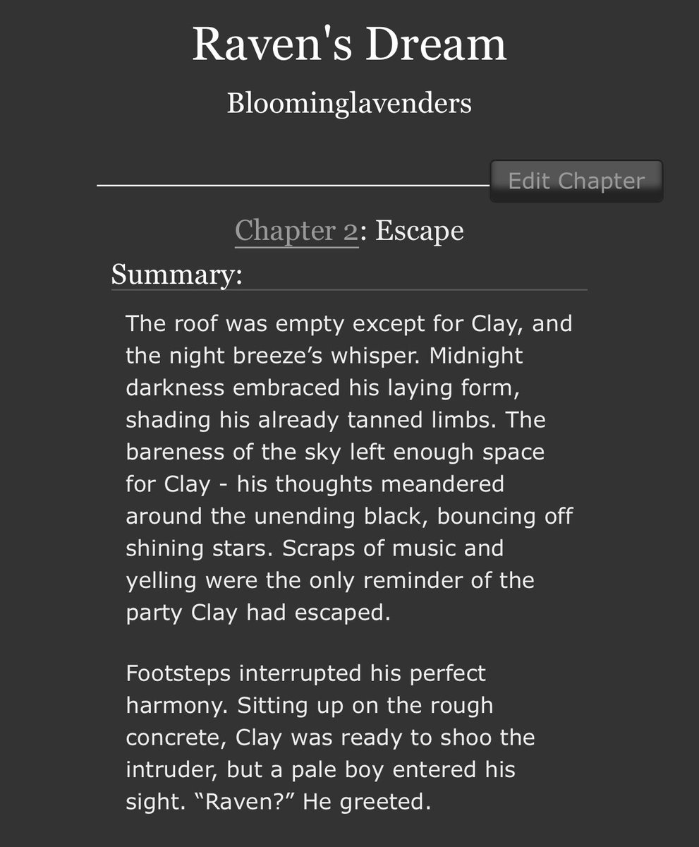 im gonna pretend i didn't tweet about this two hours ago but forgot to link it haha…pain… anyways, just updated my fic :) check it out for mysterious george   #dreamnotfound