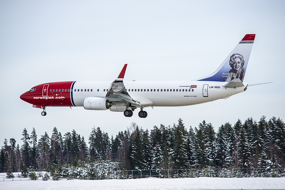 """Norwegian's fourth quarter results were heavily impacted by COVID-19 and travel restrictions. """"As soon as Europe begins to reopen, we will be ready to welcome more customers on board,"""" said CEO Jacob Schram. Read more: https://t.co/1CntUHBdb0 ✈️  #FlyNorwegian https://t.co/Kb5Ceh0h1B"""