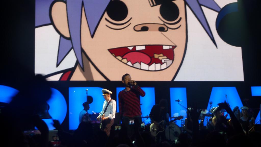 #Gorillaz saca su primer video musical desde el 2012  #Nuevamusica #Rockalternativo #Rockplaneta