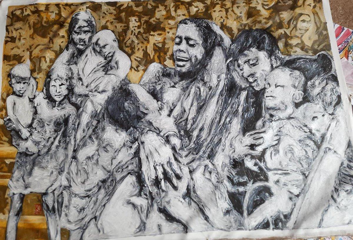 〰️ जहां डाल-डाल पर सोने की चिड़िया करती है बसेरा.... 〰️  #artist #painting #SketchPainting #artwork #artcollections #myindia #ArtistOnTwitter #drawing #gallery #artist #India #art #Love #sketch   〰️