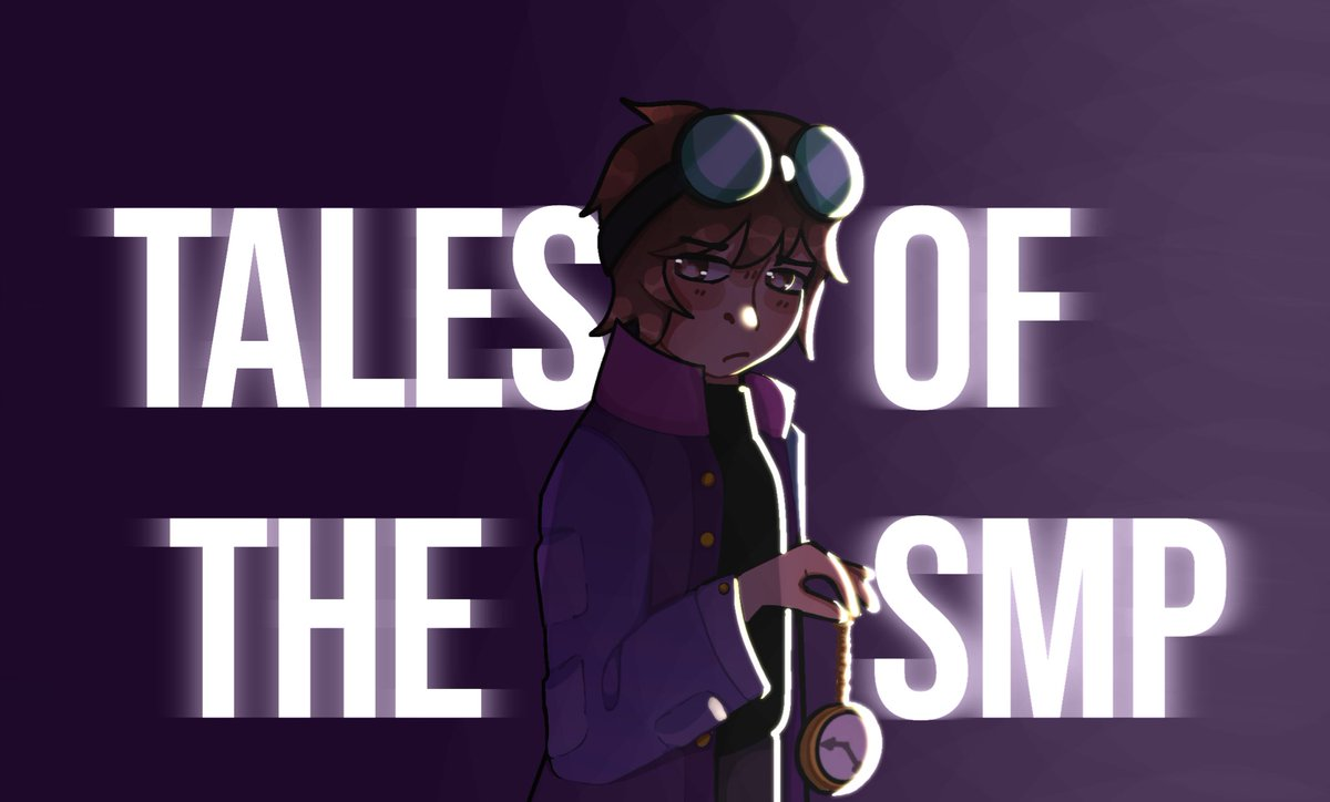 Posting a bunch of art I have here :] I rlly enjoy the tales of the SMP and time traveler Karl is such a cool concept #TALESFROMTHESMP #dreamsmpfanart