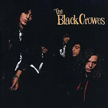 #NowPlaying 𓅟 The Black Crowes - Shake Your Money Maker (1990)  #TheBlackCrowes #HardtoHandle #OtisRedding