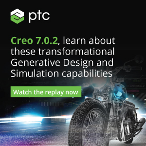 #Ondemand #Webcast See Generative Design and Simulation capabilities in latest Creo 7.0.2   Watch Now - Link -   @PTC #Simulation #GenerativeDesign #design #innovation #smartmanufacturing #Creo