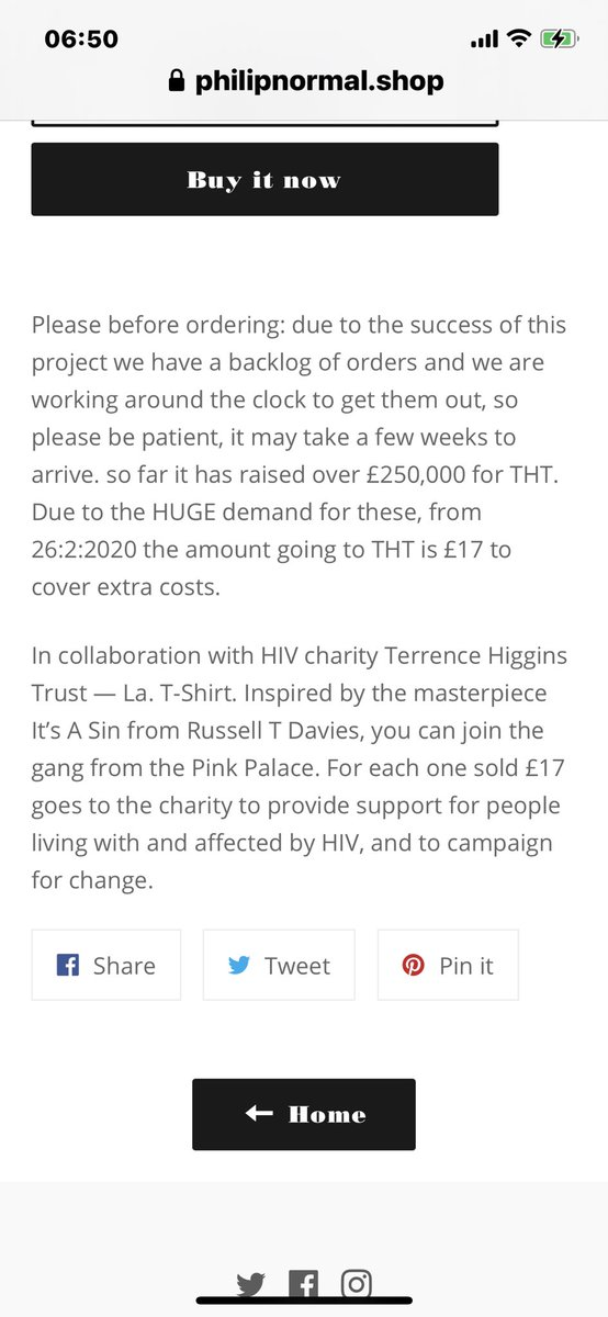 Can everyone share this? This is an amazing small business look what is being achieved for @THTorguk and they're getting grief?! Website clearly states the demand and waiting times and the huge amount already raised. #La❤️