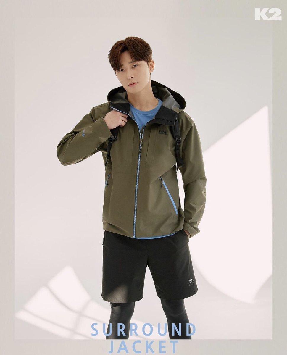 Park SeoJoon For K2