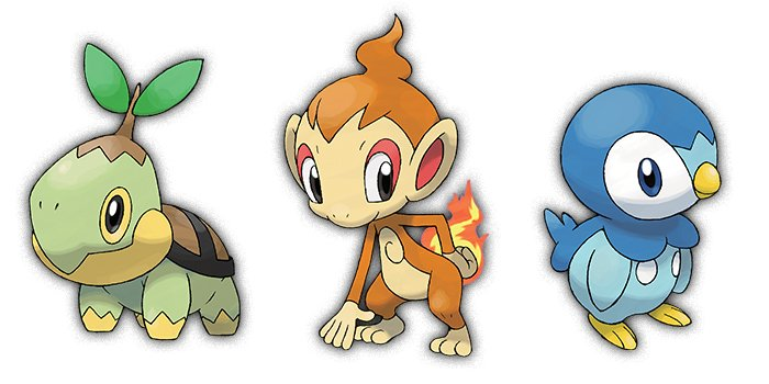 Leaked Image for the new Starters #PokemonPresents