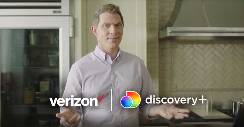 That's a wrap on our #VerizonTryathlon challenge. Congrats to all of our tryathletes and big thanks to @bflay @foodieinnewyork @zacayoung & @discoveryplus!   For year long inspo, get 12 mos of discovery+ on us with Fios Gigabit Connection. $6.99/mo after.