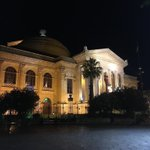 Image for the Tweet beginning: Il #Teatro Massimo di #Palermo