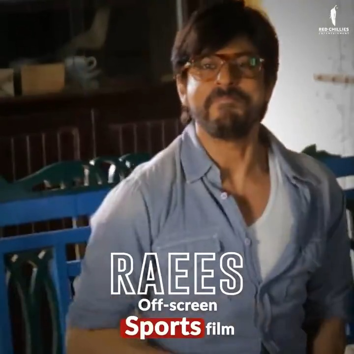 Behind the scenes was more like Lights, Camera, Play!  #Raees #BehindTheScenes