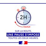 Image for the Tweet beginning: À l'aller comme au retour,